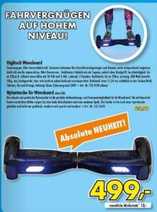 IO Hawk Hightech Waveboard EuronicsXXL Lokal