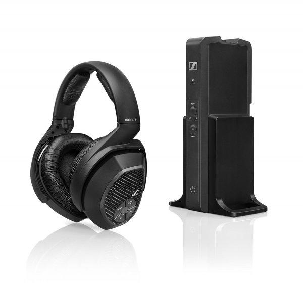 [3% Qipu] Sennheiser RS 185 Kabelloser, offener, ohrumschließender Kopfhörer für 299,99€ zzgl. 3,99€ Versand @Pixmania