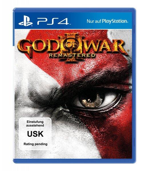 [PS4] God of War 3 Remastered @Gameseek für 36,50€