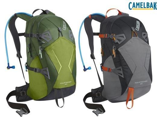 Camelbak Fourteener 20 Outdoor Rucksack (Kapazität17L + 3L Getränkebehälter) für 69,95€ zzgl. 5,95€ Versand @iBOOD