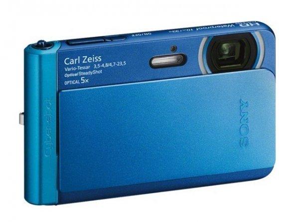 Preisfehler: Sony DSC-TX30 Digitalkamera (Blau, 18,2 Megapixel, 5-fach opt. Zoom, 8,3 (3,3 Zoll) für 36,28€ @ Amazon