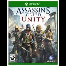 Assassin's Creed Unity (Xbox One) für 8,98€ @CDKeys