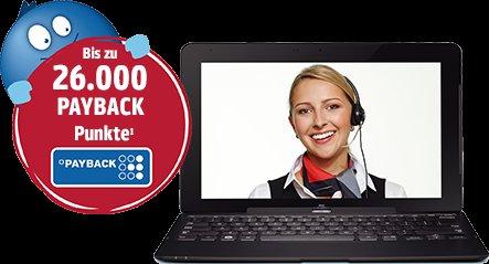 Wieder da: 1000 Payback Punkte (10€) für unverbindliche Produktberatung bei HypoVereinsbank (HVB)