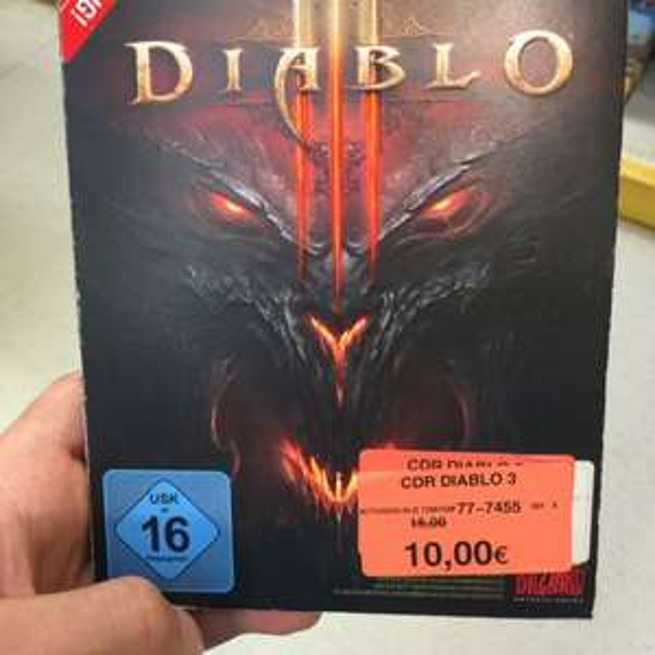 [toys'r'us Nürnberg] Diablo 3