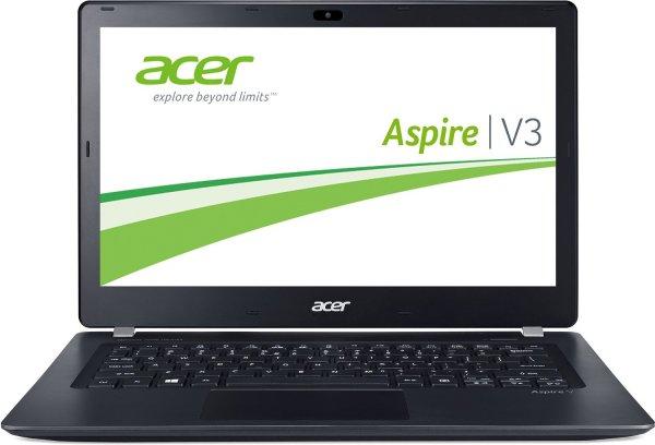 [Amazon WHD] Acer Aspire V3-371 - i5-4210U, 8GB RAM, 240GB SSD, 13,3 Zoll Full-HD matt, Windows 8.1, 1,5kg, 7h Akku Touch