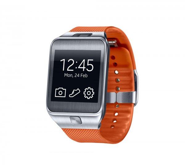 Samsung Galaxy Gear 2 orange für 154,29€ [Amazon WHD]