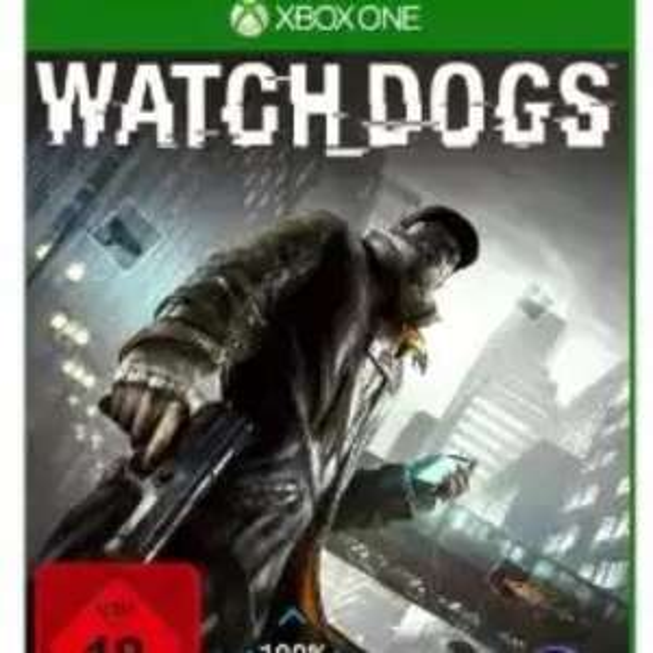 [Lokal Zwiesel] Watch Dogs Xbox One 10€