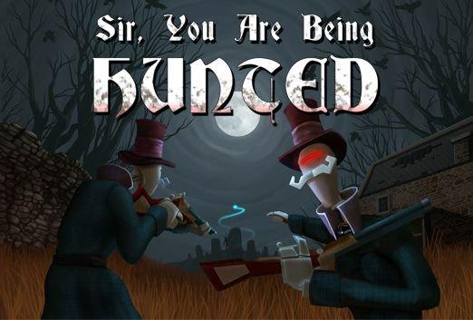 [STEAM] SIR, YOU ARE BEING HUNTED für 2,96 € (2,49 € per VPN) @ Bundle Stars