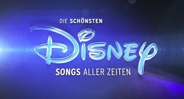 """Köln:  2 Tickets für 1 -  TV Show """" Die schönsten Disney Songs aller Zeiten"""" am 10.6.2015 um 16 Uhr - 14 €"""