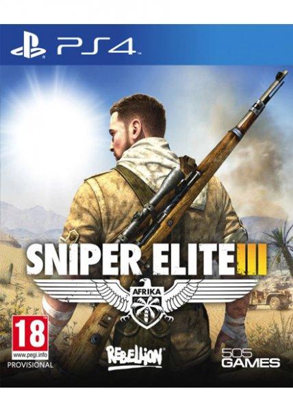 Sniper Elite 3 (PS4/Xbox One) für 22,49€ @Base.com