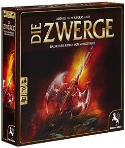 Die Zwerge - Brettspiel nach einem Roman von Markus Heitz @Thalia.de für 21,60 € inkl. versand