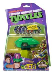 [Amazon-Prime]  Simba -  Turtles Shell Shooters Handshooter