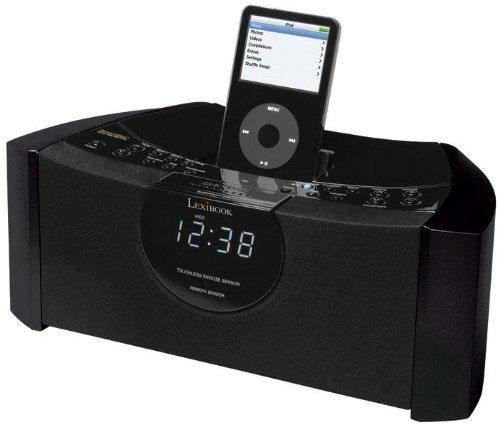 [Amazon-Prime] Lexibook HPI500DE Lautsprecherwecker mit Radio und MP3-Player
