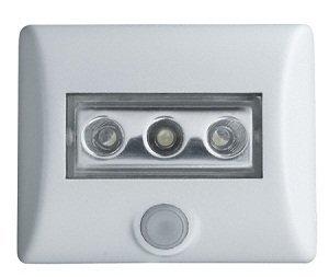 (Amazon-Prime) Osram LED Nightlux jetzt für 6,82 € statt 11,31 €, LED-Nachtlicht mit Bewegungsmelder + Helligkeitssensor