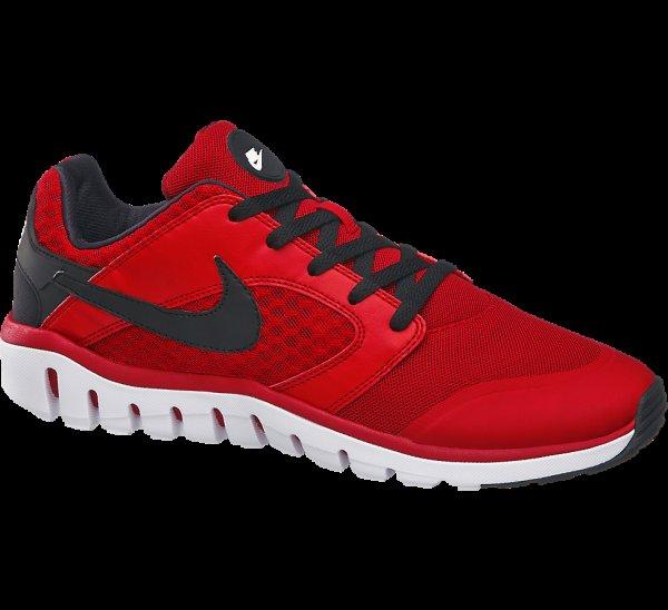 Nike Sneaker Flex Raid rot im Schuh-Roland-OnlineShop