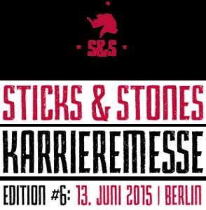 [LOKAL Berlin] kostenloses Ticket für die STICKS&STONES Karrieremesse 2015
