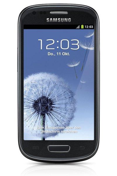 [WHD] Samsung Galaxy S3 mini I8190 Sapphire-Black für 48,23 Euro (Idealo: 109,28)