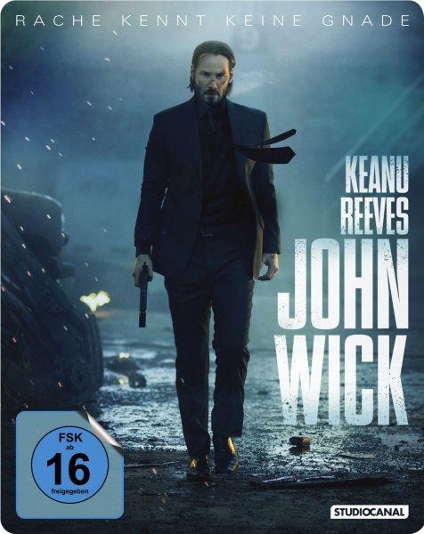 John Wick – Steelbook (Blu-ray) + PayDay 2 (Steam) ab 15,99€