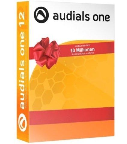 PC-WELT verschenkt Vollversion Audials One 12 Juke Box Edition (nur bis morgen 10 Uhr)