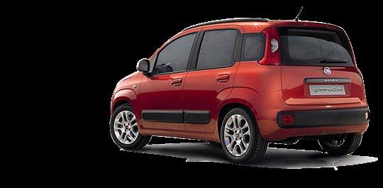 Fiat Panda MyStyle mit Klima - finanziert über FIAT-Bank (statt Leasing)