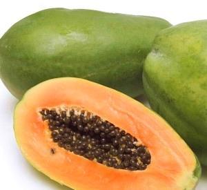 Flug-Papayas ca. 1400g @Aldi Süd
