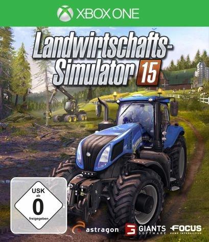 [Bücher.de] Landwirtschafts-Simulator 15 für Xbox One