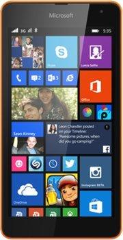 [Saturn] [wieder verfügbar] Lumia 535 für 84€ & als Dual-SIM im [Orange Store] für 88€