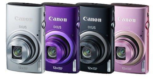 Update: Pink wurde auf 119,00€ hochgesetzt / Lila ausverkauft(Marktabholung ggf möglich) - CANON IXUS 265 HS Digitalkamera (16 Megapixel, 12x opt. Zoom 25–300 mm) Farben: Pink für 106,00€ / Schwarz, Silber Lila für 114,00€ inkl. Versand @Saturn.de
