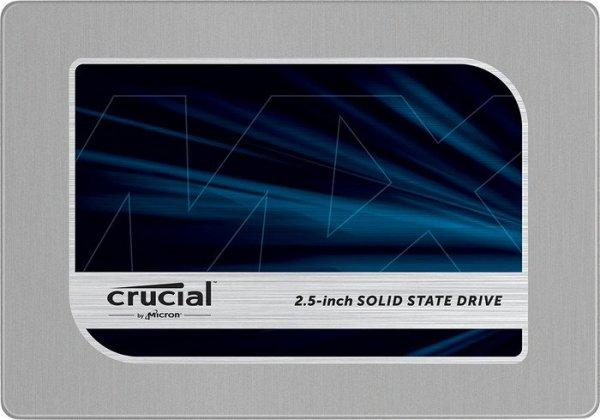 Crucial MX200 SSD 500 GB SATA3 @Amazon.de für 143,10€ (statt PV: 190€)