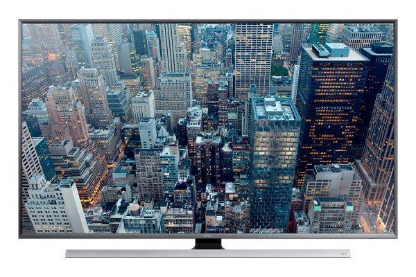 MediaMarkt [LOKAL Frankfurt am Main nur am 05.06] Samsung UE55JU7090 - UHD TV + Samsung Galaxy S5 für 1499.-