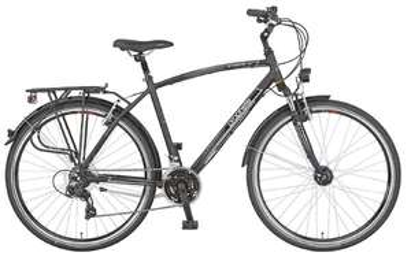 """[@Plus.de]: Prophete Alu-Trekking Fahrrad Entdecker 1.4 (28"""", 24-Gang SHIMANO, Ausführung: Herren oder Damen) Versandkostenfrei für 215,96€"""