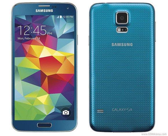 Preisfehler: Samsung Galaxy S5 Dual Sim blue - 20€ zzgl. 7,95€ Versand @megapreis-shop