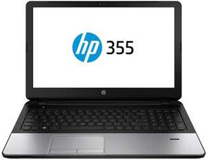 HP 355 G2 für 299€ @redcoon - 15 Zoll Notebook mit mattem Display, AMD A8-6410, 500GB HDD, 4GB RAM und Windows 7 Professional & 8.1