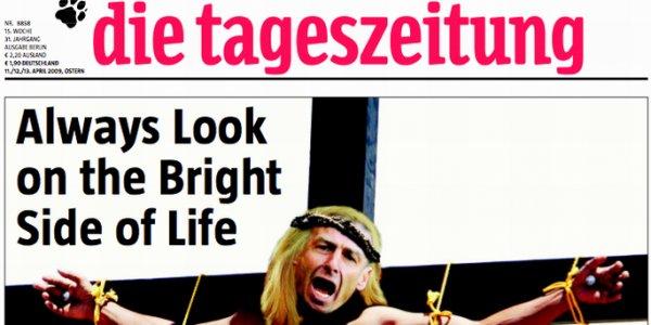 taz, die tageszeitung -  ePaper Do-Mo gratis
