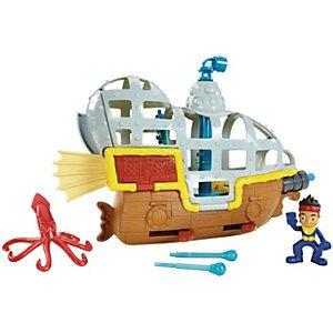 Jake und Nimmerland Piraten U-Boot Bucky bei Amazon (Prime)