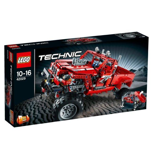 Lego Technic - 2 in 1 Pick Up Truck (42029) für 61,98€ - 1,86€ qipu = 60,12€ inkl. Versand @baby-markt.de