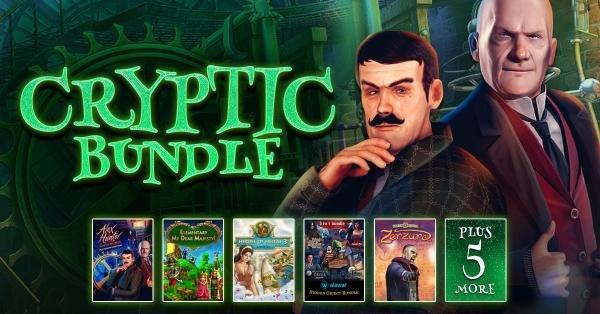 [Steam] Cryptic Bundle - 10 Steam Games für 2,14€ @Bundlestars