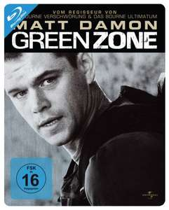 [Media-Dealer] Green Zone - Limited Steelbook für 6,98€