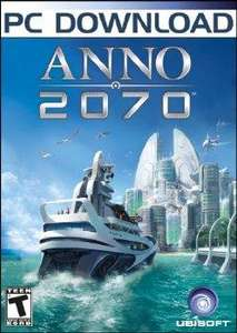 Anno 2070 Key für Ubi Downloader