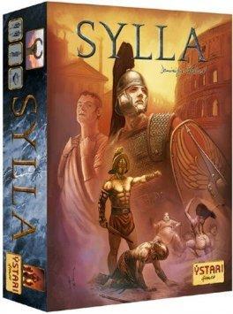 [Spiele-Offensive.de] Sylla - Brettspiel / 3-4 Spieler - ab 12 Jahre - 60-90 Min. Spieldauer