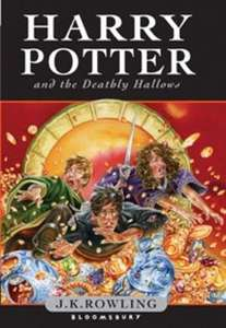 Harry Potter and the Deathly Hallows Buch Englisch