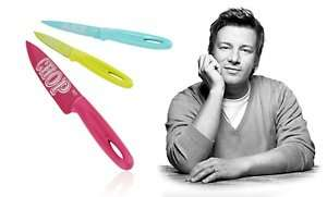 Jamie Oliver Funky Messer-Set ab 10,34 € inkl. Versand