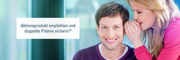 Kostenlose Privathaftpflicht / Hausratsversicherung möglich durch 50€ Werbeprämie + 15€ Abschlussprämie