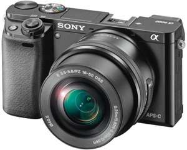 [eBay Saturn Outlet] Sony Alpha 6000 Kit 16-50mm (schwarz / silber) für 521,10 € via PayPal