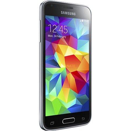 Samsung Galaxy S5 mini Smartphone (4,5 Zoll Touchscreen, 16 GB Speicher) schwarz inkl. Vsk für 259,85 € > [zackzack.de]