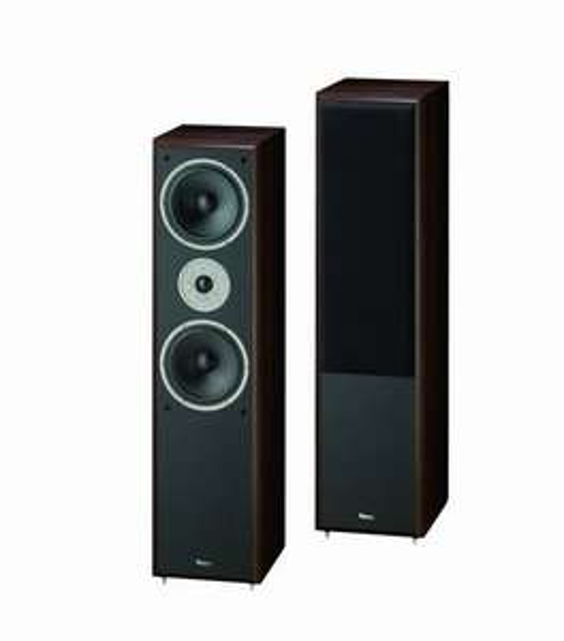 [@Saturn.de] Magnat Monitor Supreme 800 Standlautsprecher 2 Stück (1 Paar) Mocca Decor Versandkostenfrei für 124€