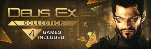 [Steam] Deus Ex Collection (4 Teile) @ GMG
