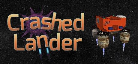 [Steam] Crashed Lander @ itch.io