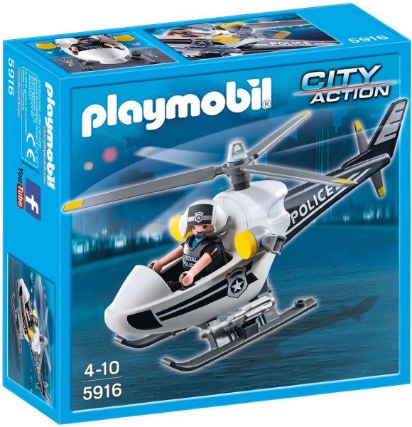 [Amazon-Prime] PLAYMOBIL 5916 - Polizeihubschrauber