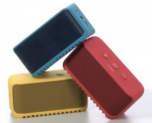 Jabra Solemate Mini - NFC/Bluetooth Lautsprecher mit Freisprechfunktion für @ebay-cyberport 30,90€